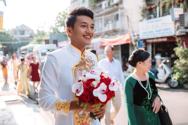 Top shop áo dài chú rể giá rẻ uy tín tại Cần Giờ, TPHCM