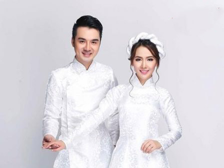 Top shop áo dài chú rể giá rẻ uy tín tại Hóc Môn, TPHCM