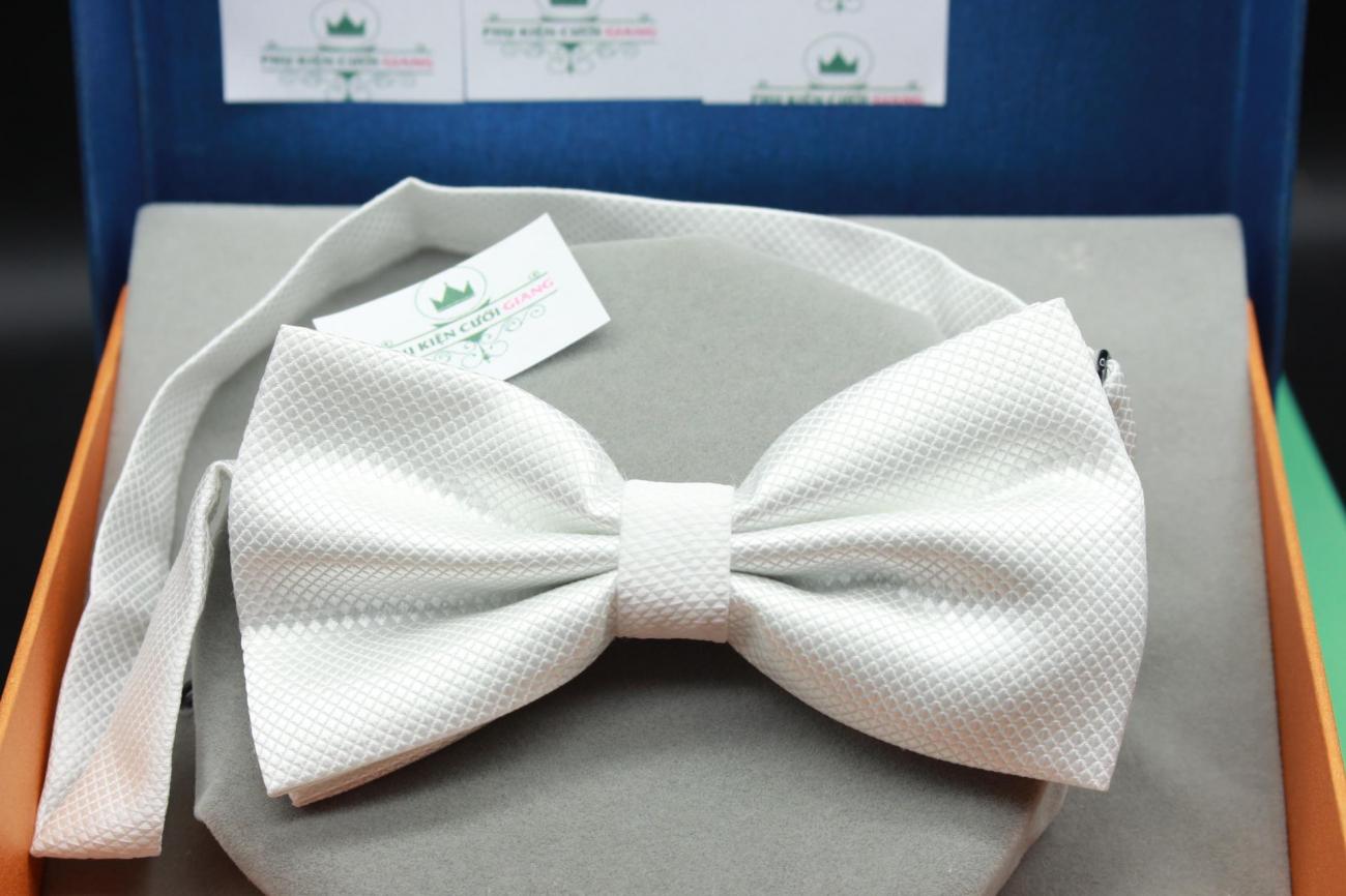 Top shop bán nơ đeo cổ chú rể giá rẻ uy tín tại Bình Chánh, TPHCM