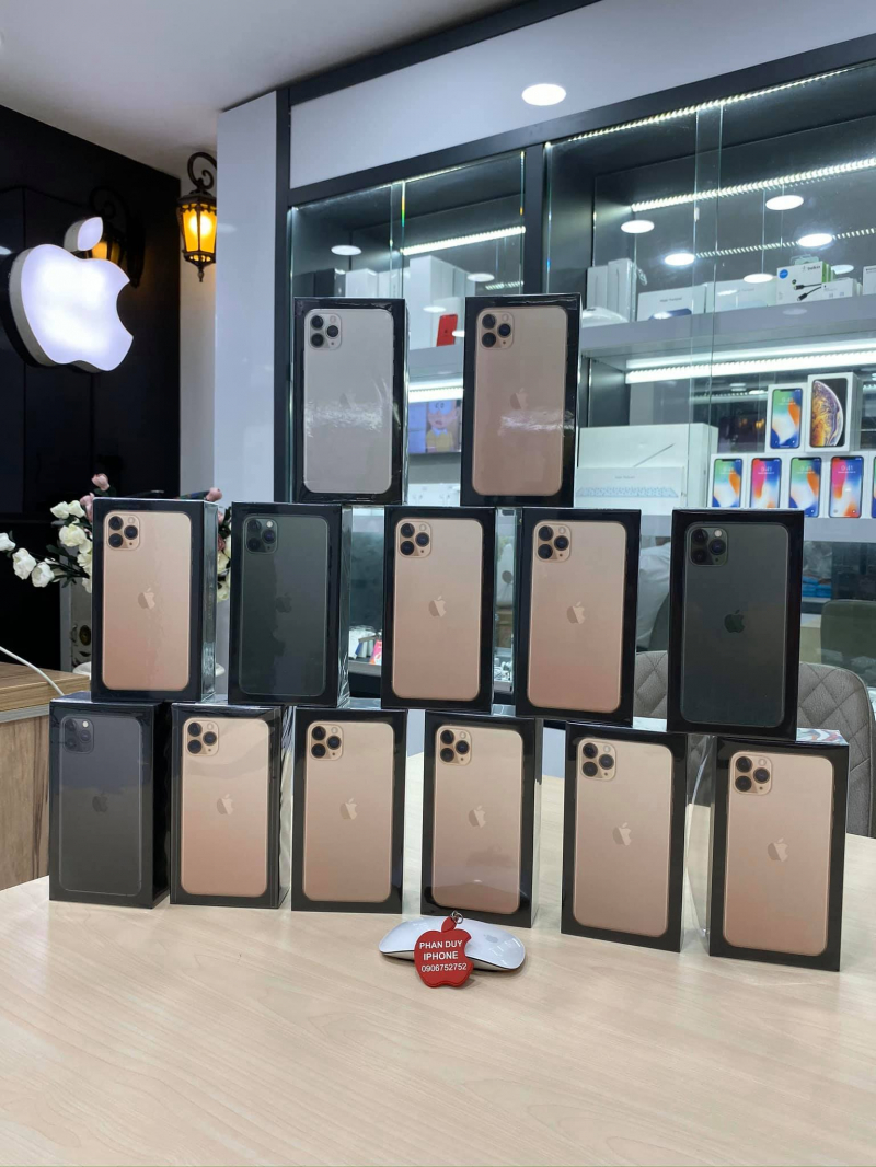 Top cửa hàng bán điện thoại Iphone giá rẻ, uy tín tại Bến Tre