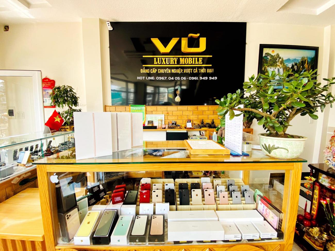 Top cửa hàng bán điện thoại uy tín chính hãng tại TP.Đà Lạt