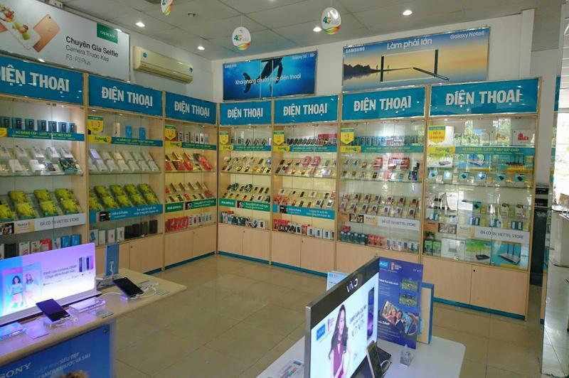 Top cửa hàng bán điện thoại uy tín tại Hà Nam