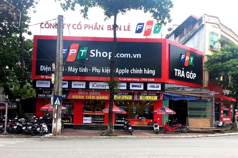 Top cửa hàng bán điện thoại uy tín tại Tuyên Quang