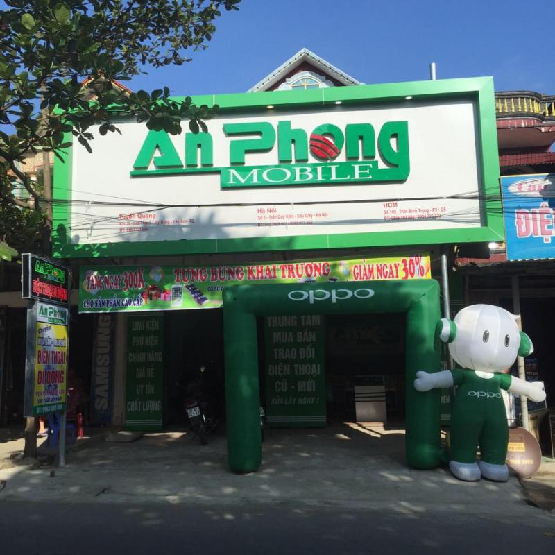 Top cửa hàng bán phụ kiện điện thoại tại Tuyên Quang