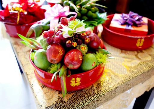 Top shop cho thuê mâm quả giá rẻ uy tín tại Bình Chánh, TPHCM