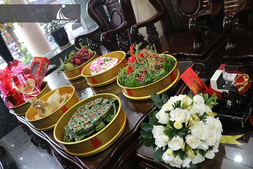 Top shop cho thuê mâm quả giá rẻ uy tín tại Bình Thạnh, TPHCM