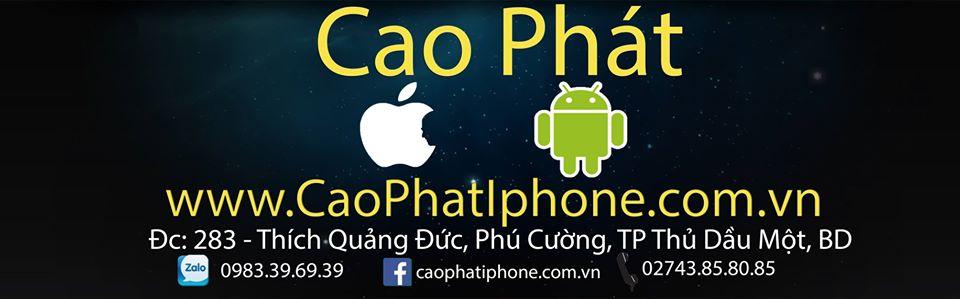 Cửa hàng điện thoại Cao Phát Iphone