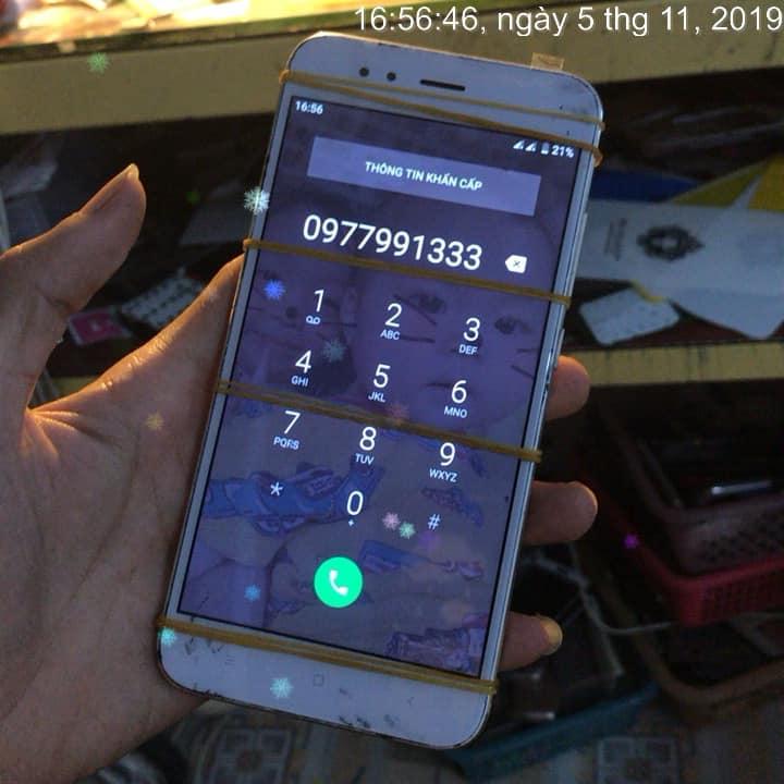 Cửa hàng sửa chữa điện thoại Quang Huy