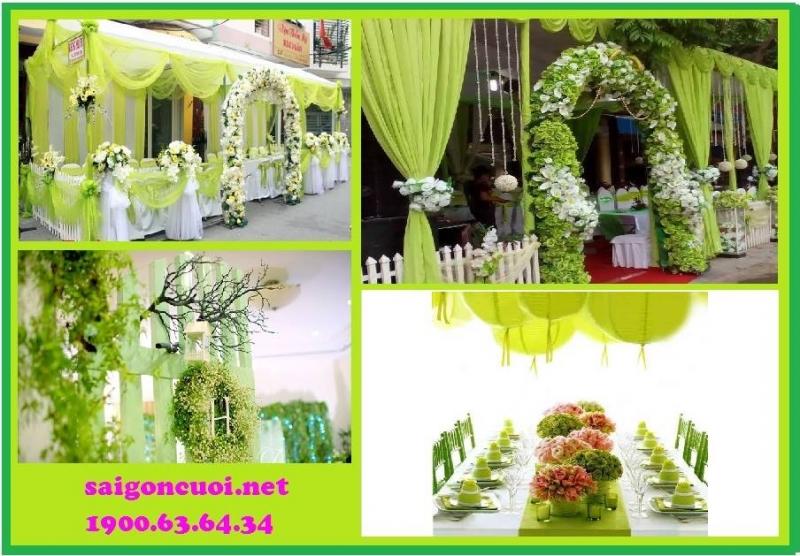 Dịch vụ cưới hỏi Saigoncuoi.net