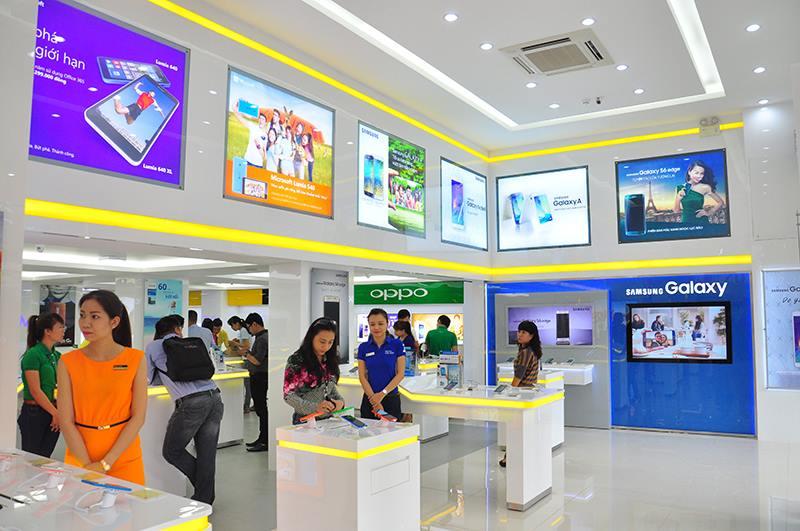 Top cửa hàng bán điện thoại iPhone uy tín tại Quảng Ninh