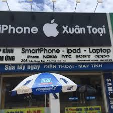 Top cửa hàng bán điện thoại iPhone uy tín tại Vĩnh Phúc