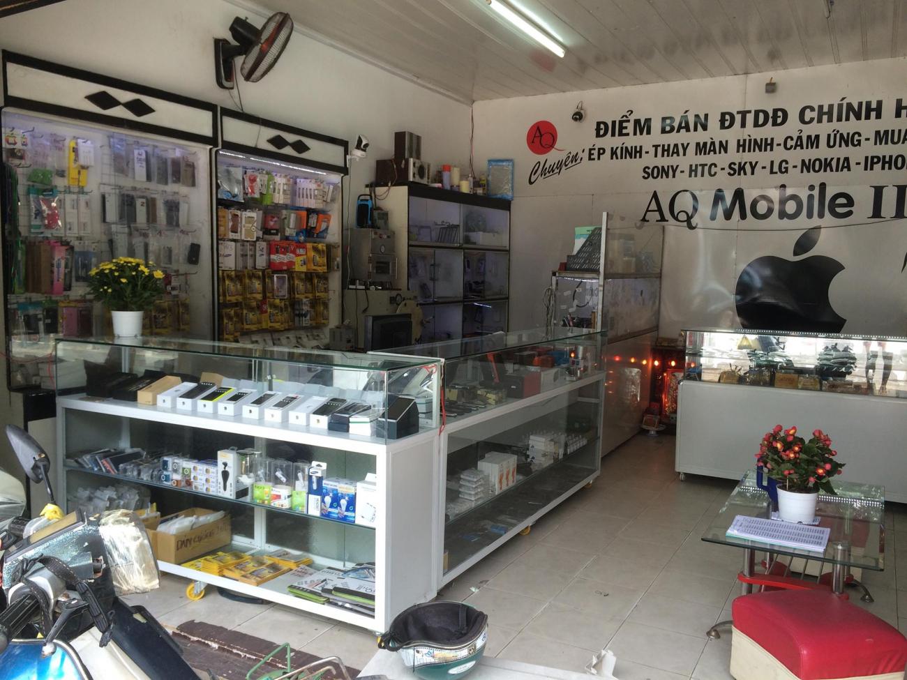 Top cửa hàng bán điện thoại xách tay giá rẻ tại Điện Biên