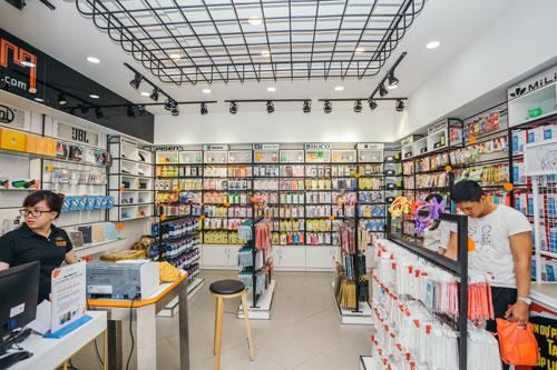 Top cửa hàng bán phụ kiện iPhone tại Huế