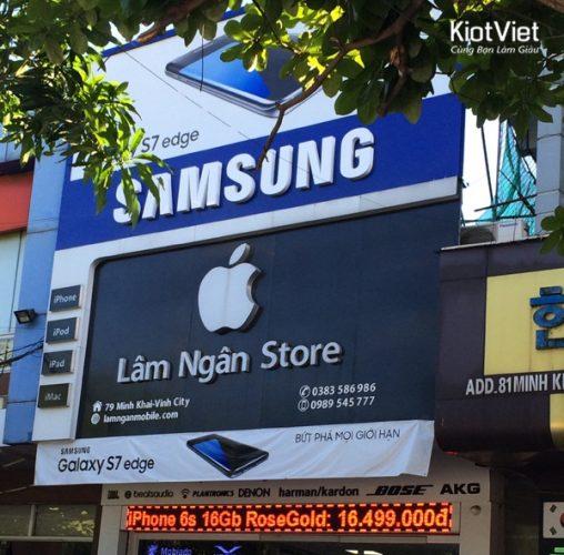 Top cửa hàng bán phụ kiện iPhone tại Thái Bình