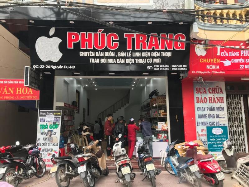Top cửa hàng sửa chữa điện thoại iPhone tại Quận 1, TP.HCM