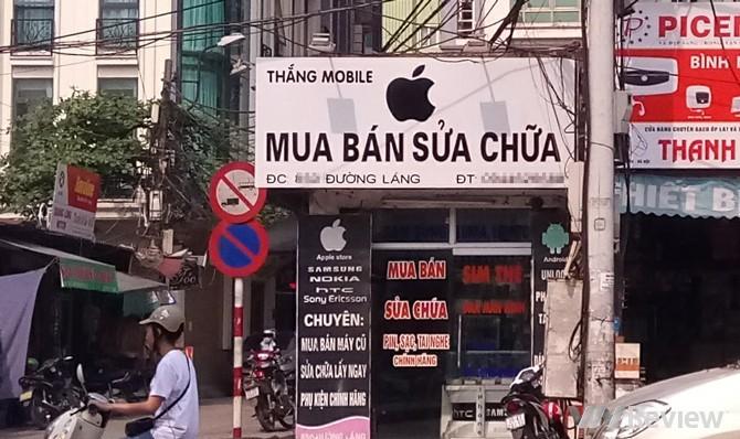 Top cửa hàng sửa chữa iPhone tại quận Từ Liêm, Hà Nội