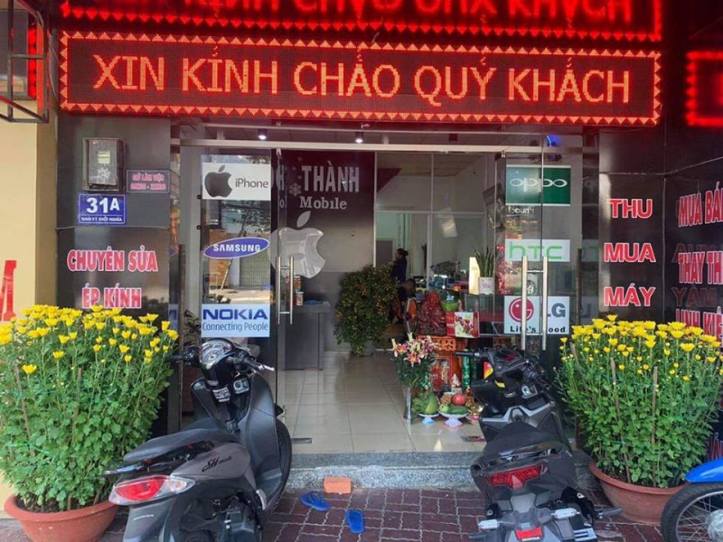 Top cửa hàng sửa chữa iPhone tốt nhất tại Bắc Ninh
