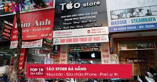 Top cửa hàng sửa chữa iPhone tốt nhất tại Quận 4, TP.HCM