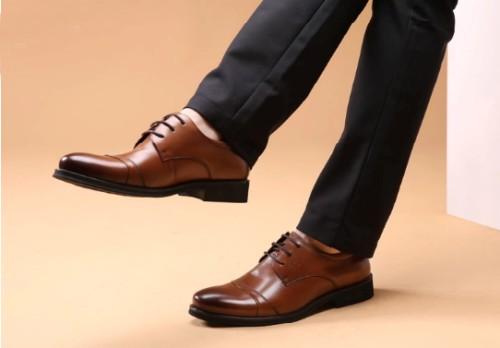 Top shop giày tây nam giá rẻ uy tín tại Định Quán Đồng Nai