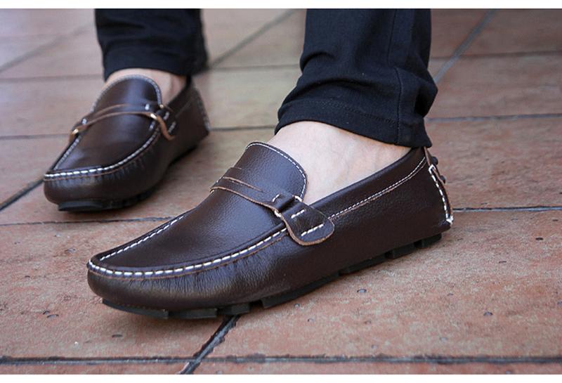 Top shop giày mọi nam giá rẻ uy tín tại An Giang