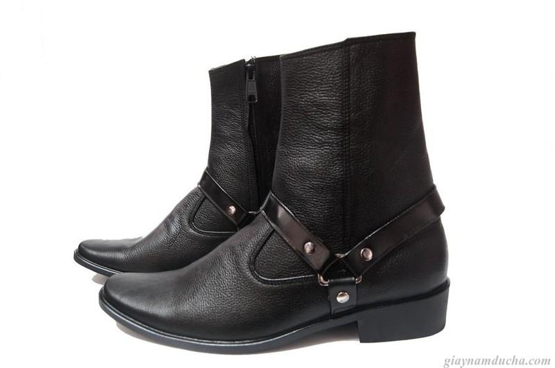 Top shop giày boot nam giá rẻ uy tín tại Cần Thơ