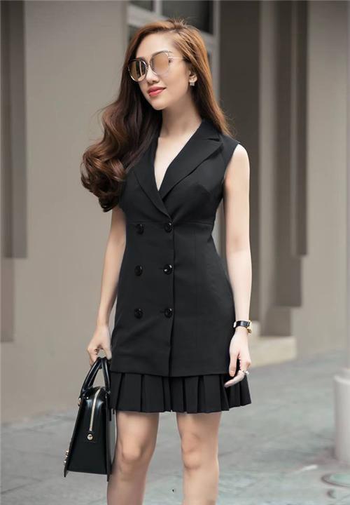 Top shop váy đầm vest giá rẻ uy tín tại An Giang
