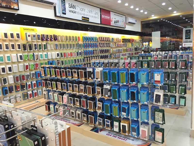 Top cửa hàng bán phụ kiện iPhone tại Điện Biên
