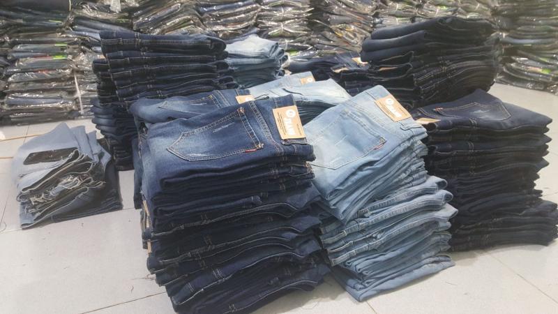 Top xưởng sỉ quần nam giá rẻ tại TP.HCM