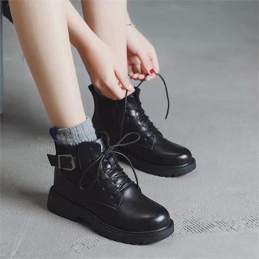 Top shop giày boot nữ giá rẻ uy tín tại Bình Dương