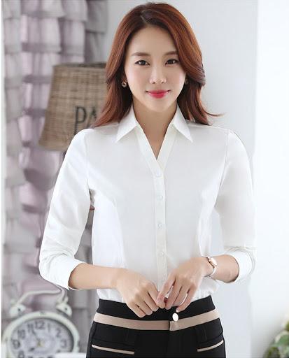 Top shop áo sơ mi nữ cao cấp tại đường Nguyễn Tri Phương, P.8, Q.10