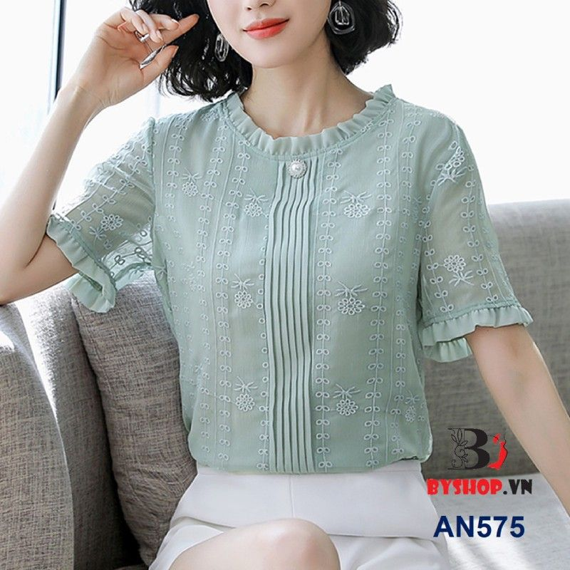 Top shop áo kiểu nữ cao cấp tại Gò Vấp TP.HCM
