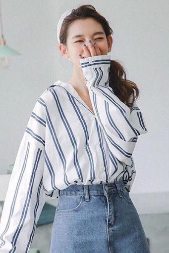 Top shop áo sơ mi nữ giá rẻ uy tín tại Phường 25, Q.Bình Thạnh, HCM