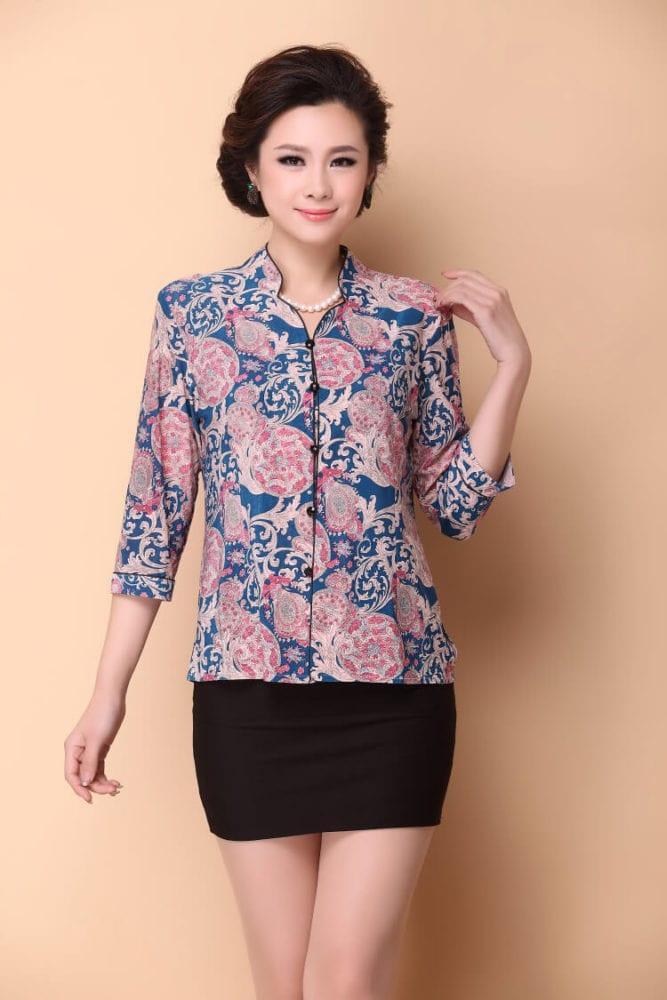 Top shop áo sơ mi nữ cao cấp tại Phường 25, Q.Bình Thạnh, HCM