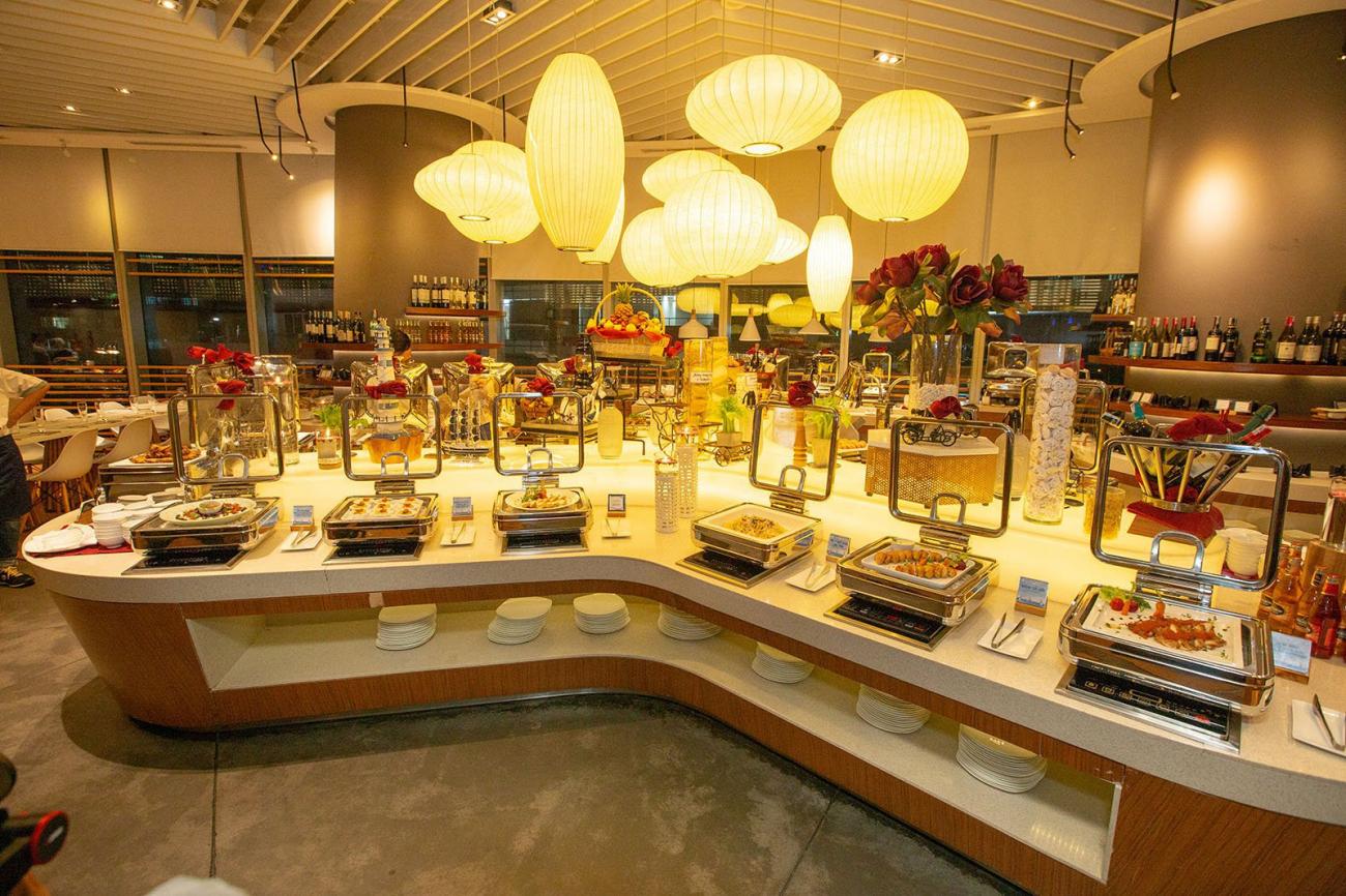 Nhà hàng Buffet Hoàng Yến