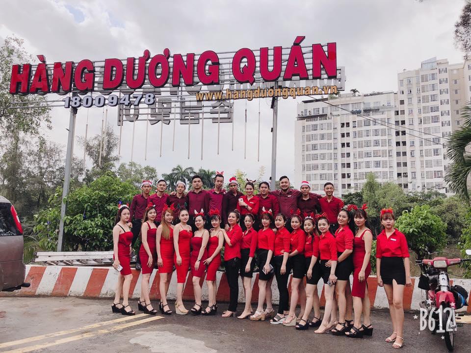 Nhà hàng Hàng Dương Quán