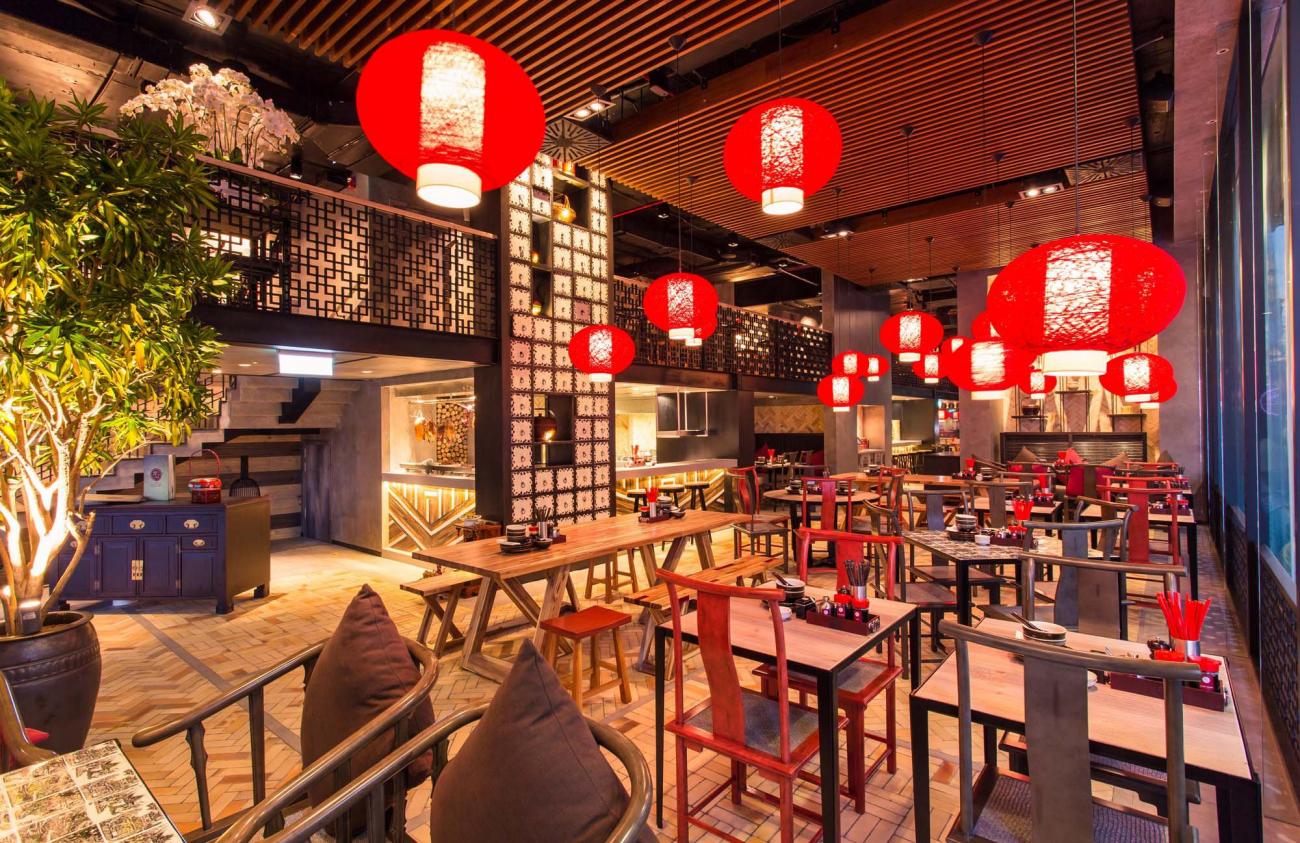 Nhà hàng San Fu Lou