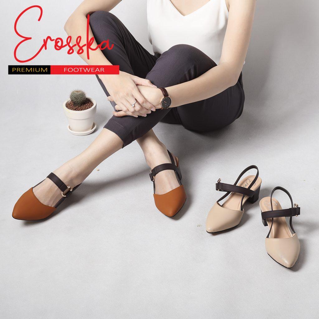Top xưởng sỉ giày nữ giá rẻ chất lượng tại quận Hải An, Hải Phòng