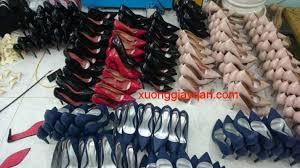 Top xưởng sỉ giày nữ giá rẻ chất lượng tại quận Kiến An, Hải Phòng