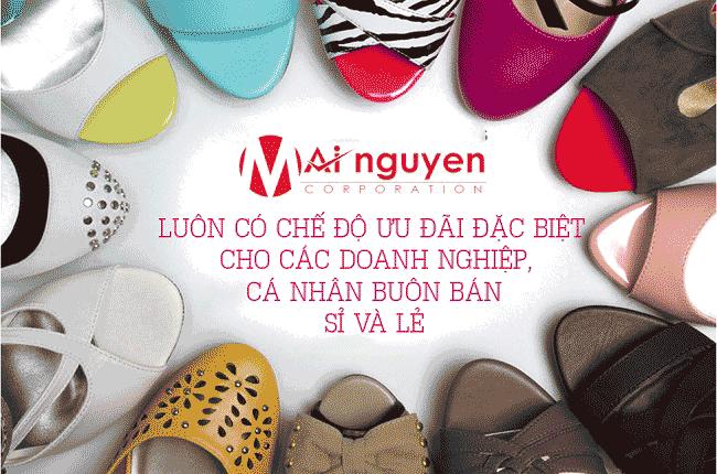 Top xưởng sỉ giày nữ giá rẻ chất lượng tại quận Lê Chân, Hải Phòng