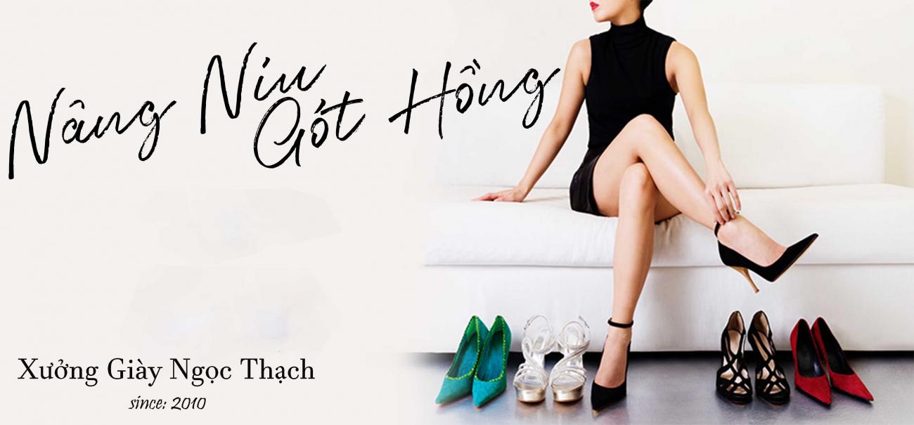 Top xưởng sỉ giày nữ giá rẻ chất lượng tại H.An Lão, Hải Phòng