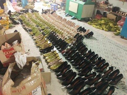 Top xưởng sỉ giày nữ giá rẻ chất lượng tại H.Thanh Trì, Hà Nội