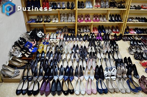 Top xưởng sỉ giày nữ giá rẻ chất lượng tại H.Vĩnh Bảo, Hải Phòng