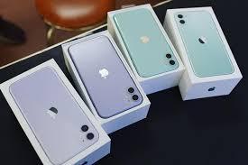 Top cửa hàng bán iphone quốc tế tốt nhất tại Thái Nguyên