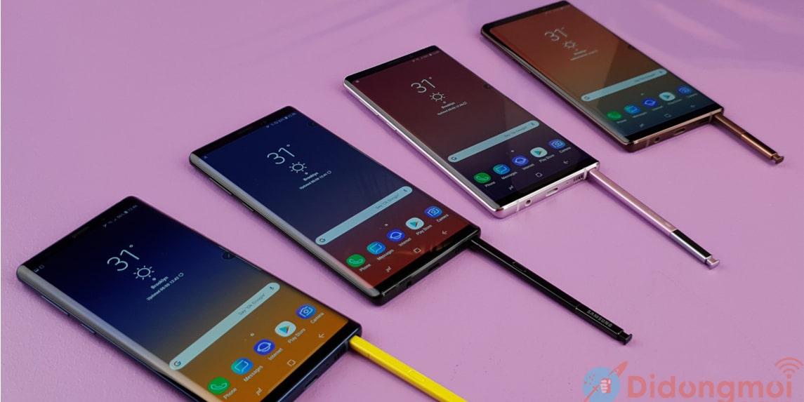 Top cửa hàng bán điện thoại Samsung tốt nhất tại TP.Ninh Bình