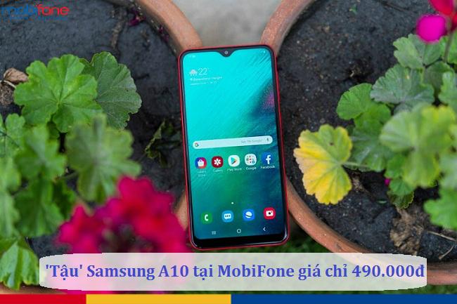 Top cửa hàng bán điện thoại Samsung tốt nhất tại TP.Vĩnh Long