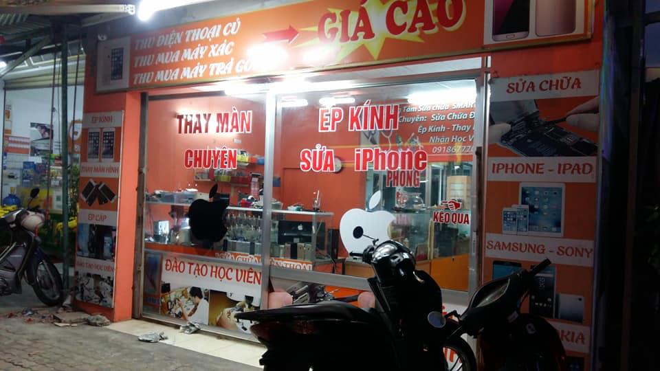 Top cửa hàng bán sửa chữa điện thoại Samsung tốt nhất tại TP.Biên Hòa