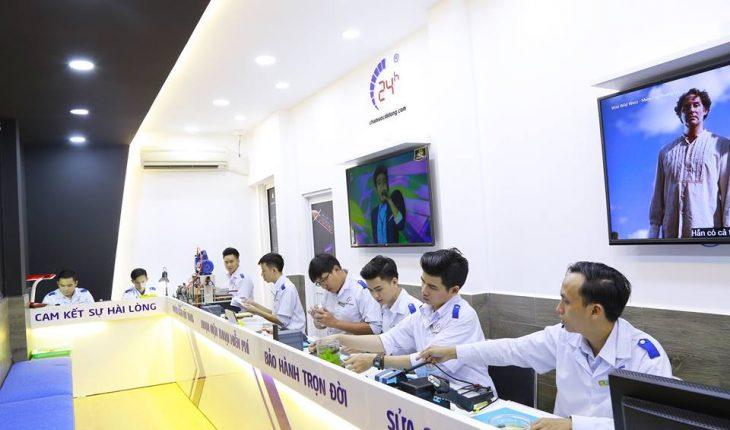 Top cửa hàng bán sửa chữa điện thoại Samsung tốt nhất tại TP.Hải Phòng