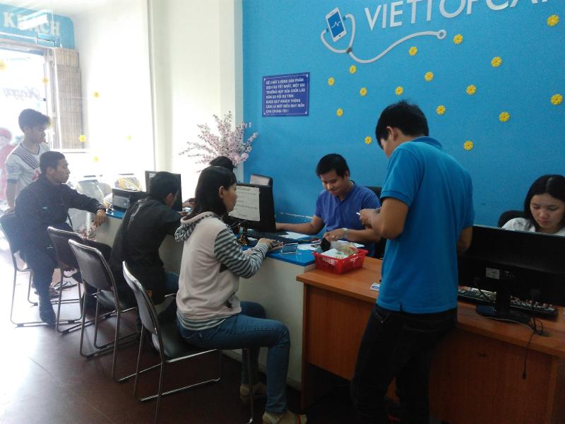 Top cửa hàng bán sửa chữa điện thoại Samsung tốt nhất tại TP.Ninh Bình