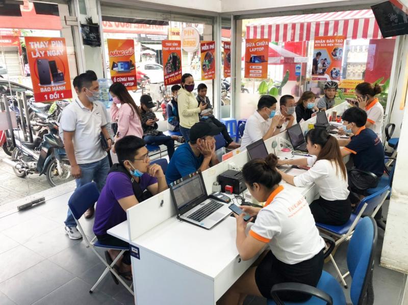 Top cửa hàng bán sửa chữa điện thoại Samsung tốt nhất tại Q.Long Biên, Hà Nội