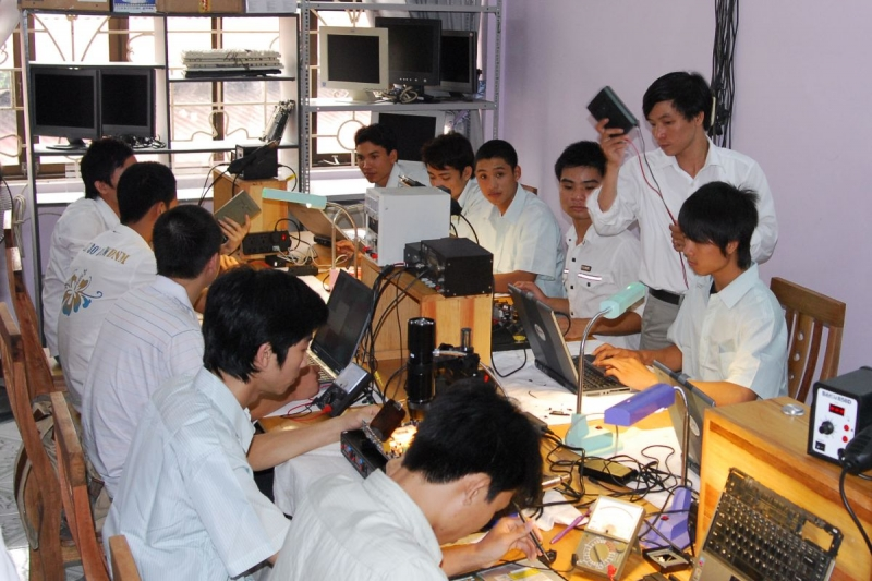 Top cửa hàng bán sửa chữa điện thoại Samsung tốt nhất tại quận Hải An, Hải Phòng